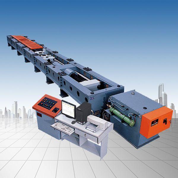 1000KN/100吨微机控制电液伺服卧式拉力试验机